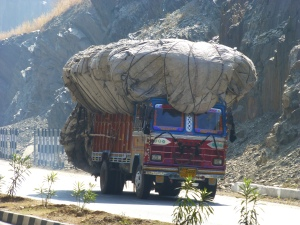 How much load can one truck bear?