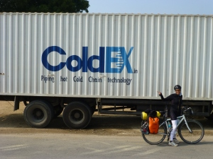 Is this FedEx new Indian cold chain branch or just another brand violation???