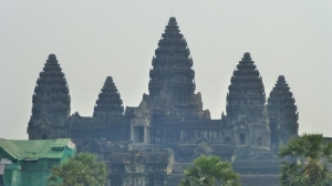 The one and only Angkor Wat