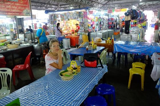 Dinner at the night market