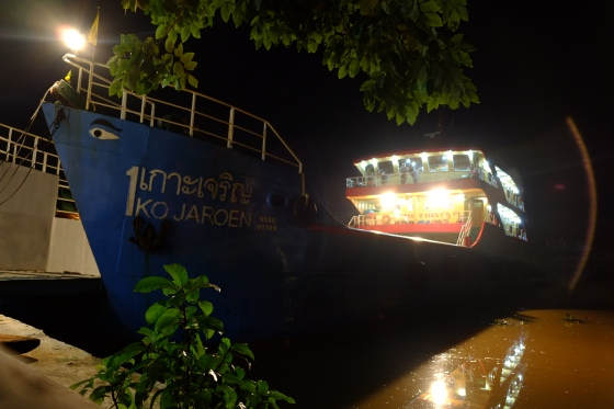 Our night ferry