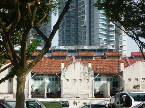 More of new and old Singapore