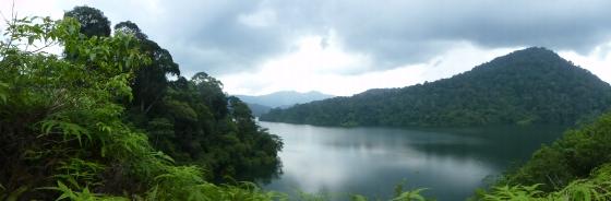 Freshwater reservoir