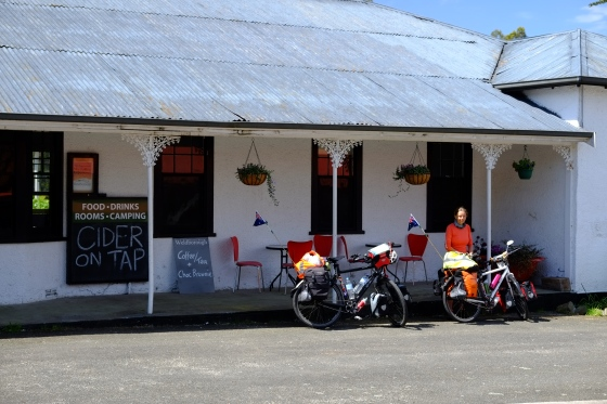 Tassie's best pub in between two passes