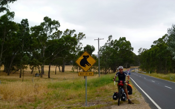 We love Australian road signs...