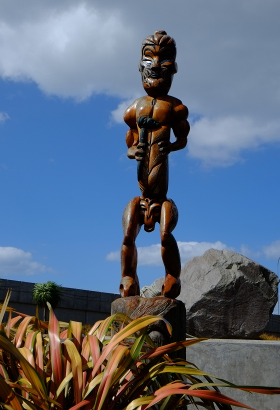 Maori artwork