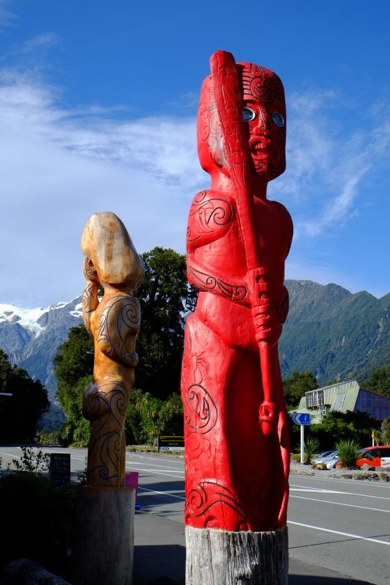 More Maori art