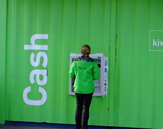 'Green' cash