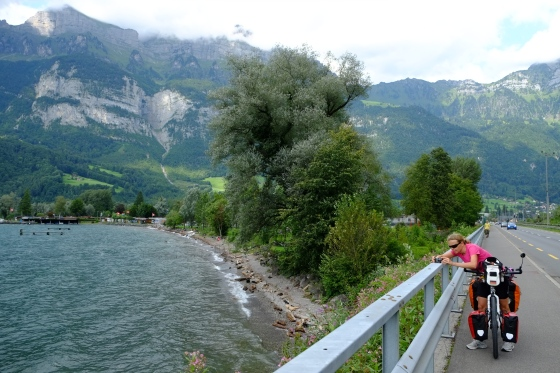 At the Walensee