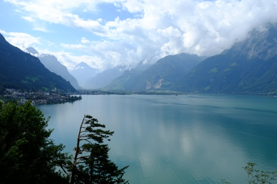 The Vierwaldstätter See