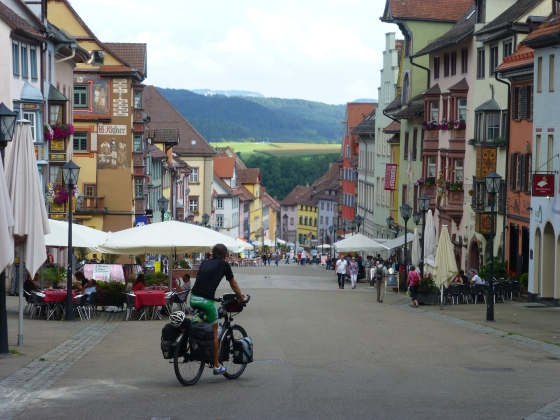 Old town of Rottweil
